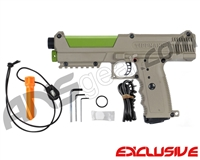 Tippmann TiPX Trufeed Paintball Pistol - Dark Earth/Sour Apple