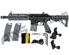 Tippmann TMC Paintball Gun - Black/Grey