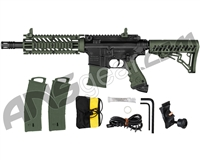 Tippmann TMC Paintball Gun - Black/Olive