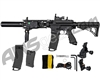 Tippmann TMC JM20 Paintball Gun - Black/Black