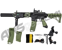 Tippmann TMC JM20 Paintball Gun - Black/Olive