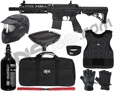 Tippmann TMC Level 2 Protector Paintball Gun Package Kit