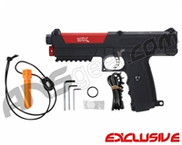 Tippmann TiPX Trufeed Paintball Pistol - Black/Dark Lava