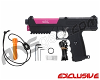 Tippmann TiPX Trufeed Paintball Pistol - Black/Dust Pink