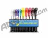 10-Pc. T-Handle Hex Key Wrench Set - Metric
