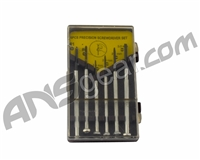6 Piece Precision Screwdriver Set