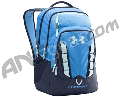 97528181c6 Under Armour Storm Recruit Backpack - Water Heron (464)