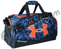 Under Armour Storm Undeniable II Medium Duffle Bag - Blue/Grey/Orange (787)