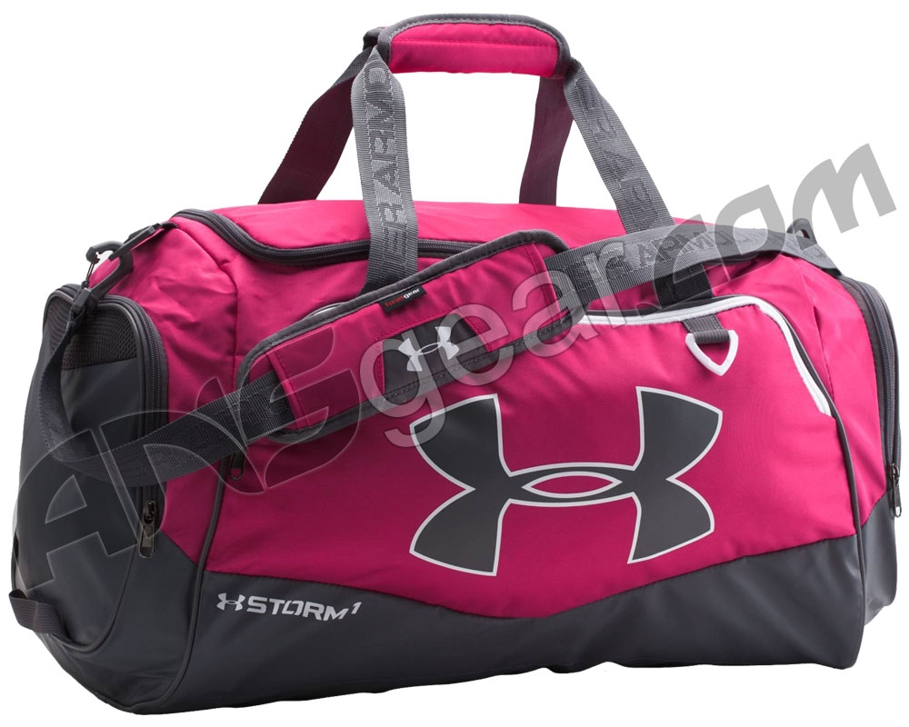 ea518a8c1a28 Under Armour Storm Undeniable II Medium Duffle Bag - Tropic Pink Graphite  (654)
