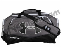 Under Armour Storm Undeniable II Small Duffle Bag - Black/White/Black (007)