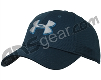 Under Armour Blitzing II Stretch Fit Hat - Nova Teal/Peacock (861)