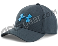 Under Armour Blitzing II Stretch Fit Hat - Stealth Grey/Black (011)