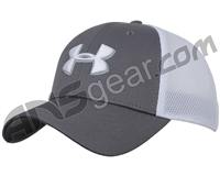 Under Armour Golf Mesh Stretch 2.0 Hat - Graphite/White (040)