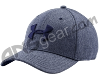 Under Armour Twist Tech Closer Hat - Midnight Navy/Steel (410)