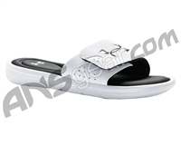 Under Armour Ignite Slide Sandals - White/Black (100)