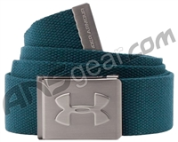 Under Armour Webbed Belt - Nova Teal/Graphite (861)