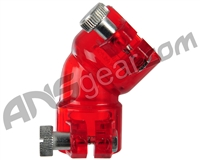 Universal 45 Degree Feed Neck Elbow - Red