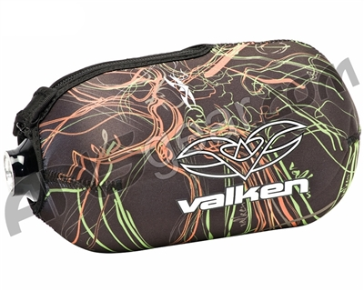 Valken Crusade Tank Cover - Static Green/Orange
