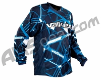Valken Crusade Paintball Jersey - Hatch Blue