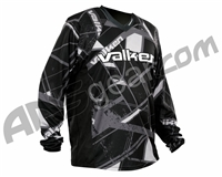 Valken Crusade Paintball Jersey - Hatch Grey