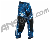 Valken Crusade Paintball Pants - Hatch Blue