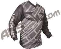 Valken Fate II Paintball Jersey - Black/Grey