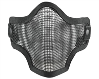 Valken 2G Wire Mesh Tactical Airsoft Mask - Black