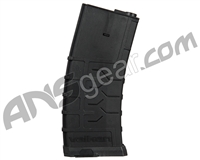 Valken V-Flash Magazine By Merens For M4 series 300 Rounds - Black (86841)