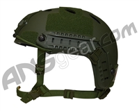 Valken ATH Enhanced P Tactical Airsoft Helmet - Green