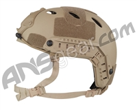 Valken ATH Enhanced P Tactical Airsoft Helmet - Tan