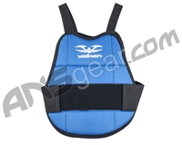 Valken Reversible Chest Protector - Blue/Red