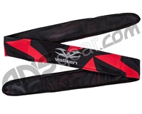 Valken Crusade Paintball Headband - Riot Red