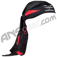 Valken Crusade Paintball Headwrap - Riot Red