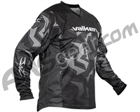Valken Crusade Paintball Jersey - Riot Grey