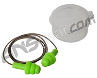 Valken Ear Shieldz Reusable Plugs w/ Case (74862)