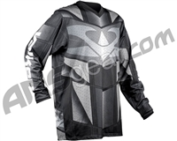 Valken 2017 Fate Exo Paintball Jersey - Grey