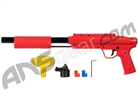 Valken Gotcha .50 Caliber Shotgun Paintball Gun - Red