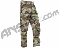 Valken V-Tac Kilo Combat Paintball Pants - Woodland
