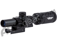 Valken Tactical 1-4x20 Mil-Dot Reticle Scope w/ Mount (73872)