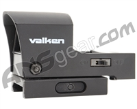 Valken Kilo Red Dot Sight - Black (103319)