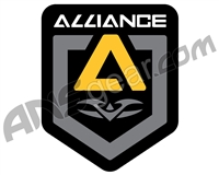 Valken Tactical Rubber Velcro Patch - Alliance Badge (92323)