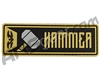 Valken Tactical Rubber Velcro Patch - Morale Hammer (96451)