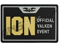Valken Tactical Rubber Velcro Patch - Event I (96512)