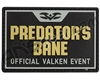 Valken Tactical Rubber Velcro Patch - Event PB (96550)