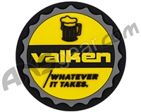Valken Tactical Rubber Velcro Patch - WIT Bottle Opener (97922)