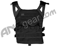Valken Airsoft Tactical Plate Carrier II - Black