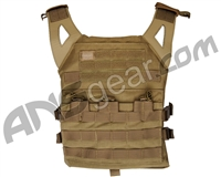 Valken Airsoft Tactical Plate Carrier II - Tan
