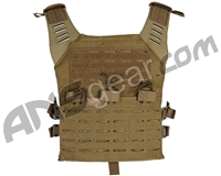 Valken Airsoft Tactical Plate Carrier LC - Tan