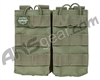 Valken Airsoft Tactical AR Double Magazine Pouch - Green
