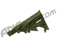 Valken SW-1 Adjustable Car Stock - Camo